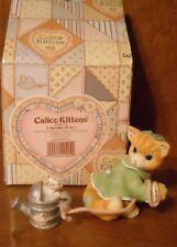 Enesco Calico Kittens - A Sprinkle of Joy