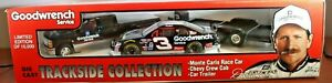 Brookfield Collectors Guild Trackside Collection Dale Earnhardt #3