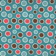 Mod Tod Blue Dot by Sherri Berry Designs for Riley Blake, 1/2 yard cotton fabric