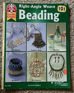 Design Originals Right-Angle Weave 101 Jewelry & More Projects to Make