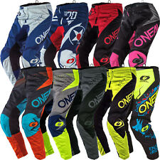 Oneal Element ADULT MX Dirtbike Motorbike Riding Pants 2020 Size 28-42inches
