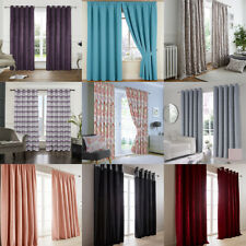 Cheap Curtains (Pair of) Lucky Dip - Various Colours and Sizes - Slight Seconds