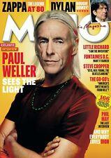 MOJO Magazine August 2020 Paul Weller Zappa Dylan Go-Go's Phil May Jam Aug 20 CD