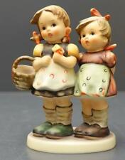 "Goebel Hummel ""Daddy's Girls"" Figurine #371 Tmk6"