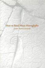 HOW TO READ MAYA HIEROGLYPHS - NEW PRE-LOADED AUDIO PLAYER BOOK