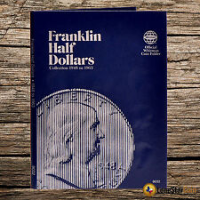 Franklin Half Dollars 1948-1963 Folder #9032