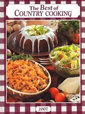 The Best of Country Cooking 2007 (Taste of Home) by Taste of Home