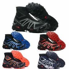 New Men's Salomon snowcross 12 CS Outdoor Snow Boots High Top Sports Shoes