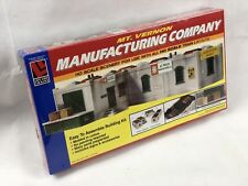 NEW Life-Like Trains Mt. VERNON Manufacturing Company HO Scale
