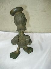 Vintage Walt Disney Donald Duck Bronze Figure