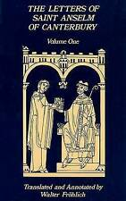 LETTERS OF ST ANSELM OF CANTERBURY **BRAND NEW**