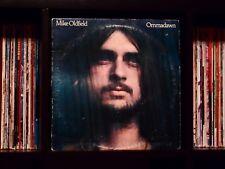 Mike Oldfield ♫ Ommadawn ♫ RARE 1973 Virgin Records Original US Press Classic LP