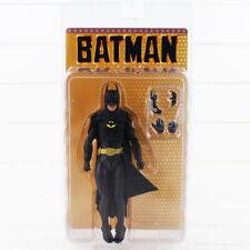 NECA 25th Anniversary 1989 Batman Michael Keaton Action Figure