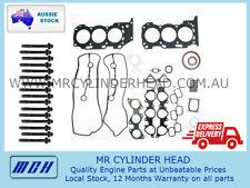 Toyota Hilux Landcruiser 1GRFE Prado Full VRS gasket set + Head Bolt kit 1GR-FE