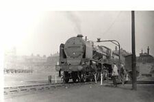 Rail Photo LMS 460 5542 Patriot Newton Heath shed Manchester LYR