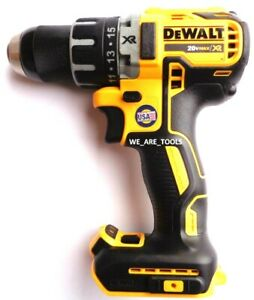 """NEW DeWalt DCD791 20V XR Brushless Cordless 1/2"""" Drill 20 Volt 2 Speed TOOL ONLY"""