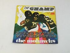 "THE MOHAWKS - THE CHAMP - 7"" ATLANTIC 1968 ITALY - EX++/EX- RARE FUNK 45RPM - Q2"