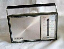 Philco Ford Vintage Radio Portátil Estado Sólido De Transistores. modelo T 162