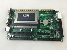 Epson Cardpresso SEK0630B0 Card 386 CPU Board | with ISA bus | Dual PCMCIA Slots