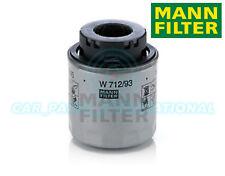 Mann hummel oe qualité remplacement moteur filtre à huile w 712/93