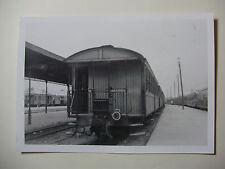 TUN03 - 1960s SNCF A VOIE ETROITE - TUNIS RAILWAY - TRAIN PHOTO Tunisia