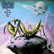 Praying Mantis Time Tells No Lies Japanese Import Cd 9 tracks + 3 bonus tracks