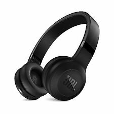 JBL C45BT Wireless Bluetooth Headphones Black