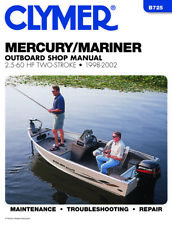Mercury Marine 2.5-60hp 1998-2006 Outboard Motor Service Repair Shop Manual