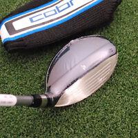 Cobra Golf 2014 Baffler XL Hybrid 3h (19º) - LEFT HAND - Graphite Regular - NEW