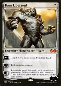 (M) Karn Liberated - UMA - NM/M #005/254 - MTG Magic