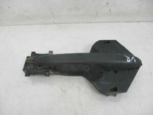 Door Handle Front Right Outside Unvarnished VW Crafter 30-50 Pickup (2F 2E) 2,5