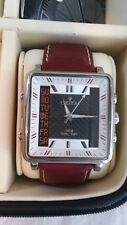 Beautiful Croton Watch like  New in Box Dual Time Days Of The Week