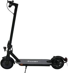 IconBIT Kick E-Scooter City Patinete eléctrico con Permiso de circulación alemán