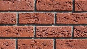 Decorative Brick, Wall Cladding, Slate Stone Tile Slips Brick Tiles ARUBA 1