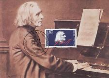 Liszt Franz   BRD 1986