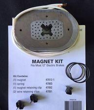 """K71-105 Replacement 12"""" Electric Trailer Brake Magnet Kit"""
