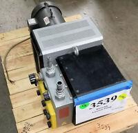 Elmo Rietschle KTA 60/1(37) Druvac Vacuum Pump 3PH 208-230460VAC - Inv #3539