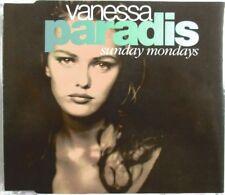 "VANESSA PARADIS - GERMANY SINGLE CD ""SUNDAY MONDAYS"""