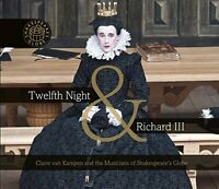 Claire van Kampen - Twelfth Night/Richard Third [Claire van Kampen; [CD]