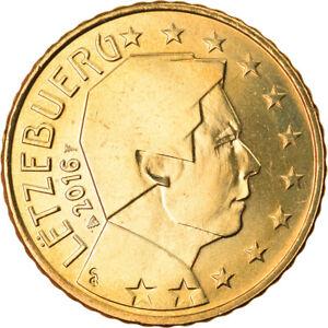 [#792101] Luxembourg, 50 Euro Cent, 2016, SPL, Laiton, KM:New