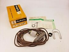 Vintage Electro-Voice 647A Dynamic Lavalier Microphone Box Cable Tested