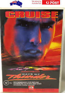 Days Of Thunder Robert Duvall, Tom Cruise Action & Adventure