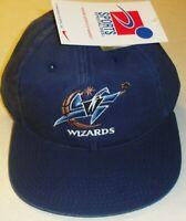Washington Wizards Sports Specialties Vintage 90s Adjustable Strapback hat Nba