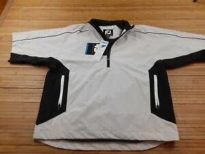 Lot 3 1/4 Zip Jacket Shirts size Large Dryjoys Golf