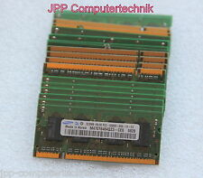 1GB 2x 512MB PC2-5300S DDR2 CL5 667MHZ 200-PIN Laptop RAM Arbeitsspeicher SODIMM