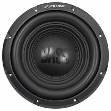 "ALPINE 750W 10"" BassLine Series Single 4 Ohm Car Subwoofer 