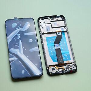 Genuine Motorola Moto G8 Power LITE LCD Screen Display Replacement OEM Frame