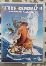 L' era glaciale 4. Continenti alla deriva (2012) DVD