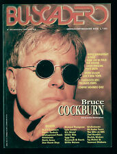 BUSCADERO 205/1999 COCKBURN BEN HARPER PATTI SMITH FLEETWOOD MAC WAINWRIGHT