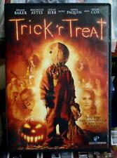 Dylan Baker TRICK 'R TREAT (DVD, 2009) Rochelle Aytes - HALLOWEEN HORROR!!